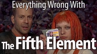 Everything Wrong With The Fifth Element In 16 Minutes Or Less - dooclip.me