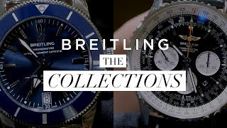 Which BREITLING WATCH collection should you buy?