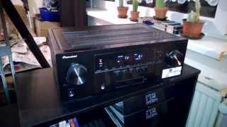 Pioneer VSX - 527 AV Receiver / AS BT200 Bluetooth Adapter & Yamaha 100 Watt Subwoofer