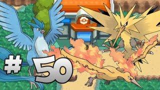 Articuno  - (Pokémon) - Let's Play Pokemon: HeartGold - Part 50 - Articuno, Zapdos, Moltres