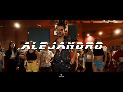 Lady Gaga - Alejandro   Hamilton Evans Choreography