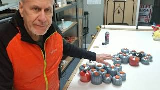 Refilling Isobutane  / Propane Canisters