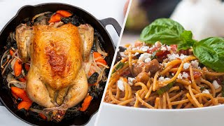 4 Delicious Weeknight Dinners