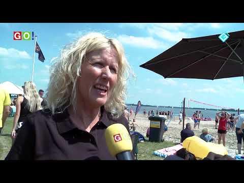 Drie dagen Buiten! Beachvolleybal ( VIDEO ) - RTV GO! Omroep Gemeente Oldambt