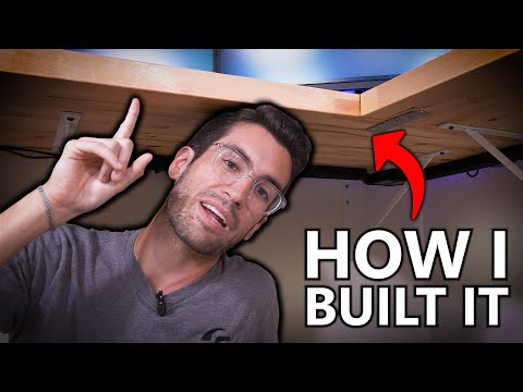 I Built My Own Computer Desk (And It Doesn't Suck!)