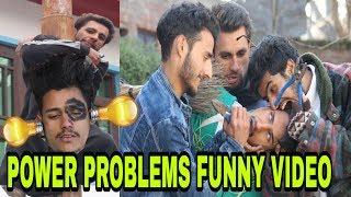 Power Problem's Funny video kashmiri rounders