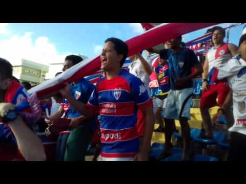 """MT Bravo 18 - Vamos que vamos Fortaleza (Fortaleza 4 x 1 Uniclinic 01/05/2016)"" Barra: Bravo 18 • Club: Fortaleza"