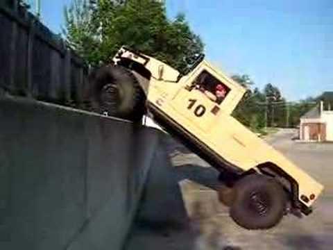 السيارة والجدار من يكسب ؟