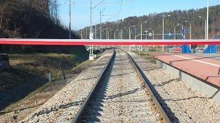 preview picture of video 'Uroczyste otwarcie odcinka linii kolejowej nr 97 Zembrzyce - Stryszów.'