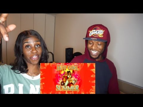 Megan Thee Stallion - Hot Girl Summer ft. Nicki Minaj & Ty Dolla $ign REACTION!