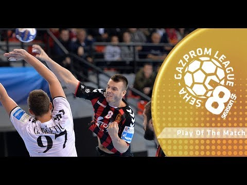 Play of the match: Gregor Ocvirk (Vardar vs Izvidjac)