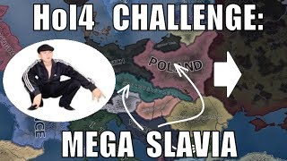 Hearts of Iron 4 Challenge: Yugoslavia annexes all Slavic countries