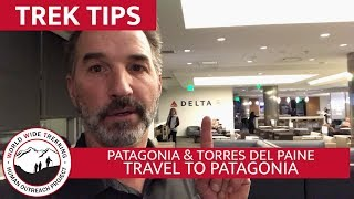 International Travel to Patagonia & Torres del Paine National Park | Trek Tips