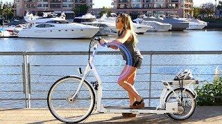 "lopifit ""the electric walking bike"""
