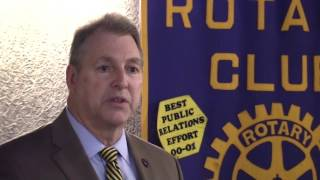 Mayor Gives City Update