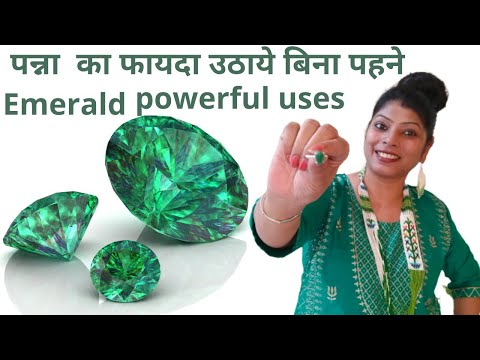 powerful uses of emerald without wearing-harmony,reunite,gastric,improves communication,sharp memory