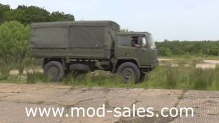 Leyland DAF For Sale Direct from the UK MoD