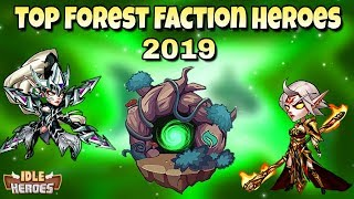 idle heroes best pve heroes 2019 - TH-Clip