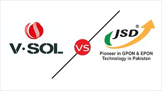 Compare V-Sol with JSD OLT in detail