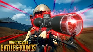 NEW 30x Scope..?!   Best PUBG Moments and Funny Highlights - Ep.195