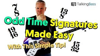 Odd Time Signatures Made Easy (With This Simple Tip!)
