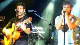 Estopa - Fuente de Energia + Pastillas de Freno HD Stereo [En Vivo Argentina 21-11-2012]