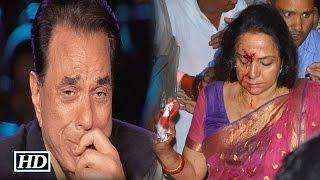 Dharmendra Reacts on Hema Malini's Car Accident