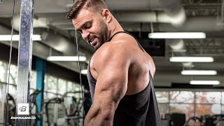 Time Under Tension for Bigger Triceps | IFBB Pro Jason Poston by Bodybuilding.com