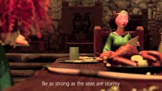 Julie Fowlis - Touch the Sky (Brave Disney Soundtrack) with lyrics