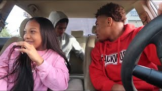 I FLIRTED WITH MY BROTHER GIRLFRIEND Brooklyn Frost!!! *hilarious*