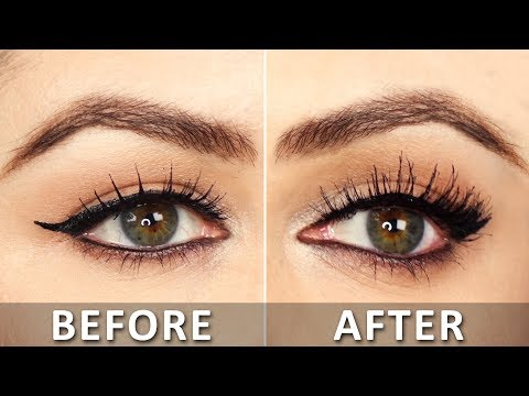 How To Apply False Eyelashes | DIY Eye Makeup Tutorials & Tips by Blusher