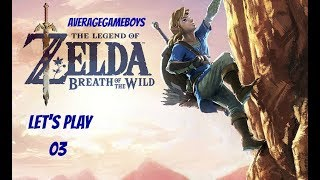 Lengend of Zelda: BoW Lets Play Part 3: Third Breath
