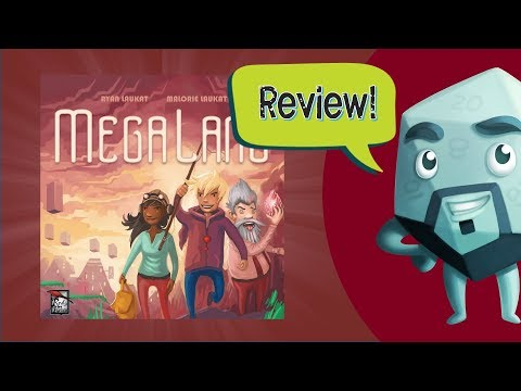 Megaland Review - with Zee Garcia