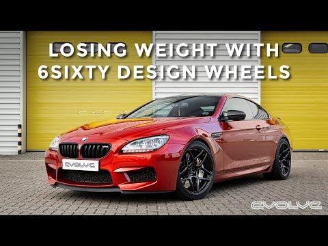 F13 M6 - 6Sixty Design Forged lightweight wheels