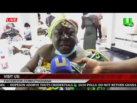 Election 2020: Oforikrom Queenmothers Call For Peace