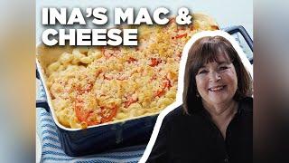 Ina Garten Makes Mac And Cheese   Food Network