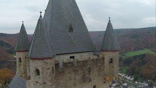 preview picture of video 'Burg Nassau - FPV - 1. Flug'