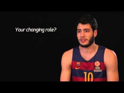 Pre-season Interview: Alex Abrines, FC Barcelona Lassa