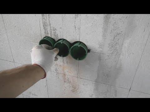Электрика в квартире своими руками.  Переделка хрущевки от А до Я #9