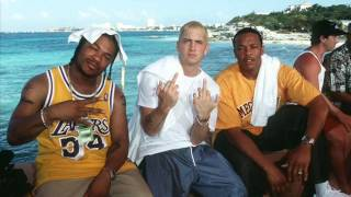 Dr. Dre Feat. Xzibit & Eminem -  What's The Difference (Radio Clean)