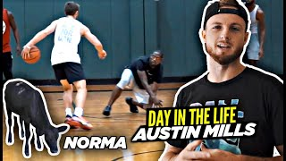 Austin Mills SNATCHES ANKLES As a Hobby!! Day In The Life w/ East Coast Squad's Ankle Bully!