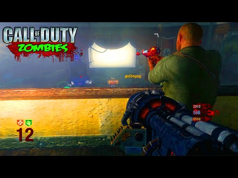 Call of Duty Black Ops Walkthrough - BLACK OPS ZOMBIES
