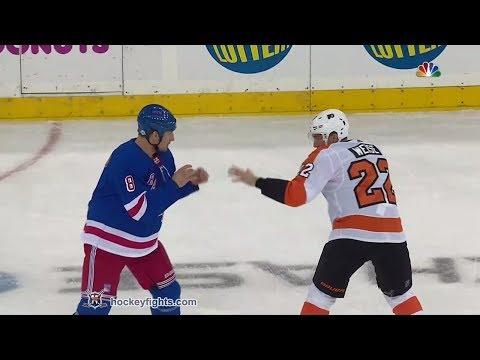 Cody McLeod vs. Dale Weise