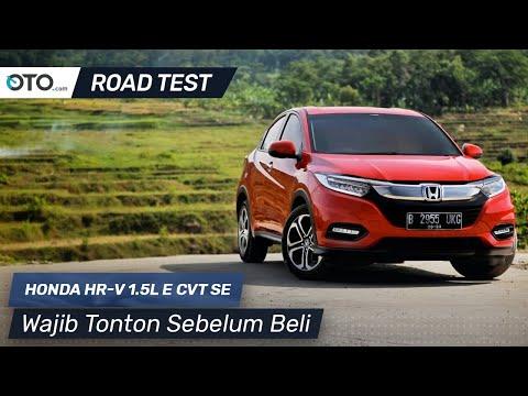 Honda HR-V 1.5L E CVT SE | Road Test | Compact Crossover Terlaris di Indonesia | OTO.com