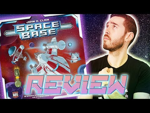 Review: Space Base from AEG