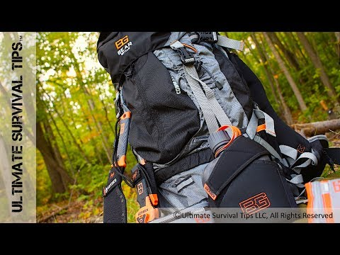 Wow! Bear Grylls Ultimate Pack – REVIEW – Commando 60 Backpack – A Bear Grylls Fan's Dream?