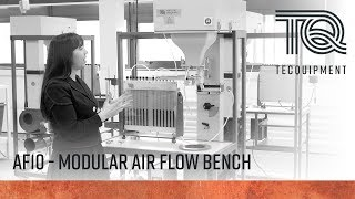 AF10: Modular Airflow Bench & Experiments