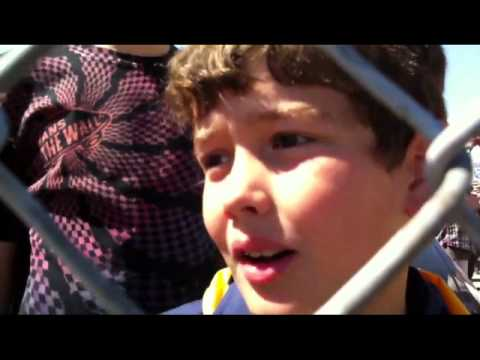 Tiny Boy Scout Launches 3130 Rockets To Smash World Record