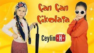 Ceylin-H | Çan Çan Çikolata Çocuk Tekerlemesi  Nursery Rhymes & Super Simple Kids Songs Sing & Dance