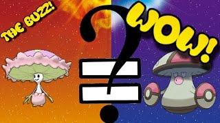 Shiinotic  - (Pokémon) - The New Amoongus???  Shiinotic is OP! (The Buzz)
